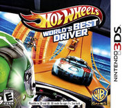 Hot Wheels: World-s Best Driver para 3DS