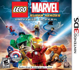LEGO Marvel Super Heroes: Universe in Peril para 3DS