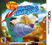 Phineas and Ferb: Quest for Cool Stuff para 3DS
