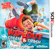 Wipeout: Create & Crash para 3DS