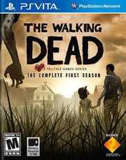 The Walking Dead: A Telltale Games Series para PS Vita