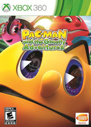 Pac-Man and the Ghostly Adventures para XBOX 360