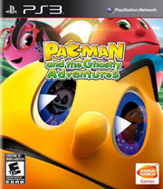 Pac-Man and the Ghostly Adventures para PS3