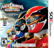 Power Rangers Megaforce para 3DS