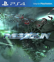 Resogun para PS4