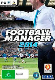Football Manager 2014 para PC