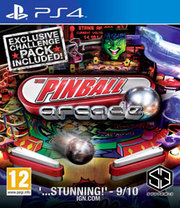 The Pinball Arcade para PS4