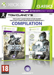 Tom Clancy's Ghost Recon Double Pack para XBOX 360