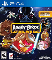 Angry Birds Star Wars para PS4