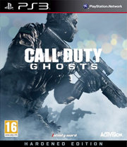 Call of Duty: Ghosts Hardened Edition para PS3