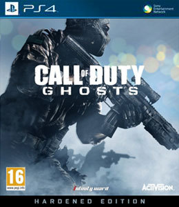 Call of Duty: Ghosts Hardened Edition para PS4