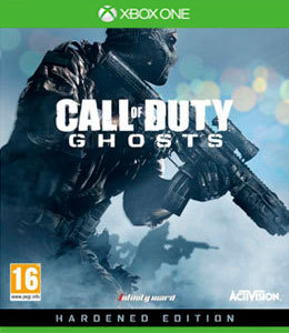 Call of Duty: Ghosts Hardened Edition para Xbox One