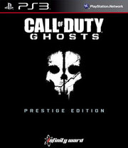 Call of Duty: Ghosts Prestige Edition para PS3