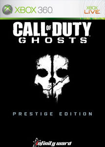 Call of Duty: Ghosts Prestige Edition para XBOX 360
