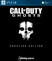 Call of Duty: Ghosts Prestige Edition para PS4