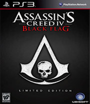 Assassin's Creed: Black Flag Limited Edition para PS3