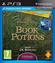 Wonderbook: Book of Potions para PS3