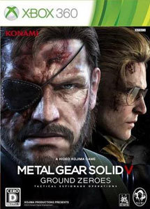 Metal Gear Solid V: Ground Zeroes para XBOX 360