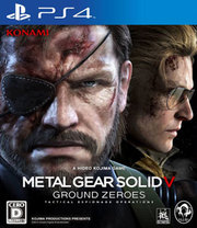 Metal Gear Solid V: Ground Zeroes para PS4