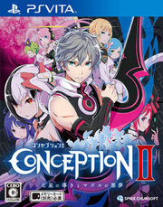 Conception II: Children of the Seven Stars para PS Vita