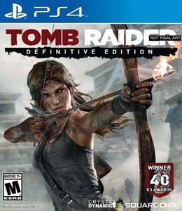 Tomb Raider Definitive Edition para PS4