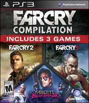 Far Cry Compilation para PS3