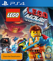 The LEGO Movie Video Game para PS4