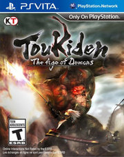 Toukiden: The Age of Demons para PS Vita