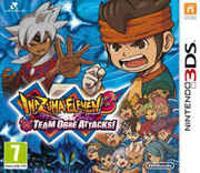 Inazuma Eleven 3: Team Ogre Attacks para 3DS