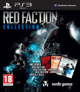 Red Faction Collection para PS3