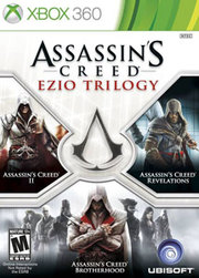 Assassin's Creed Ezio Trilogy para XBOX 360
