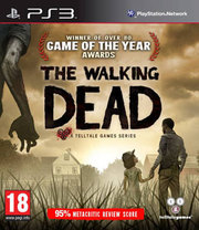 The Walking Dead Game of the Year Edition para PS3