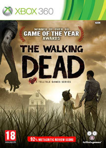 The Walking Dead Game of the Year Edition para XBOX 360