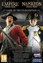 Empire: Total War / Napoleon: Total War Game of the Year Edition para PC