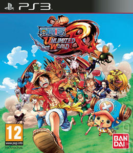 One Piece: Unlimited World Red para PS3