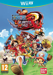 One Piece: Unlimited World Red para Wii U