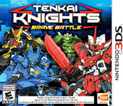 Tenkai Knights: Brave Battle para 3DS