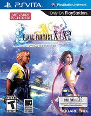 Final Fantasy X / X-2 HD Remaster para PS Vita