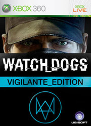 Watch Dogs Vigilante Edition para XBOX 360