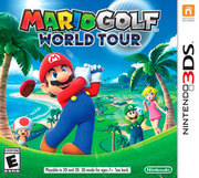 Mario Golf: World Tour para 3DS