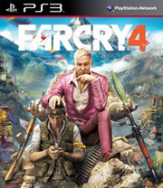 Far Cry 4 para PS3
