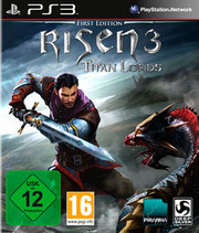 Risen 3: Titan Lords para PS3