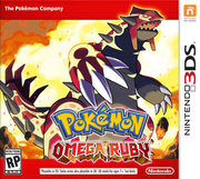 Pokemon Omega Ruby para 3DS