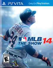 MLB 14: The Show para PS Vita