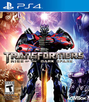 Transformers: Rise of the Dark Spark para PS4