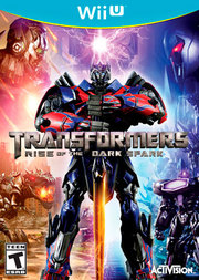 Transformers: Rise of the Dark Spark para Wii U