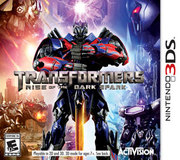 Transformers: Rise of the Dark Spark para 3DS
