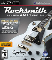 Rocksmith 2014: All New Edition para PS3