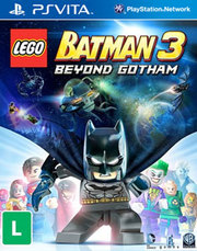 LEGO Batman 3: Beyond Gotham para PS Vita