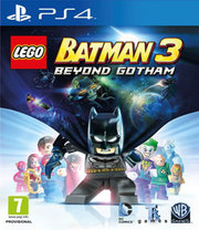 LEGO Batman 3: Beyond Gotham para PS4